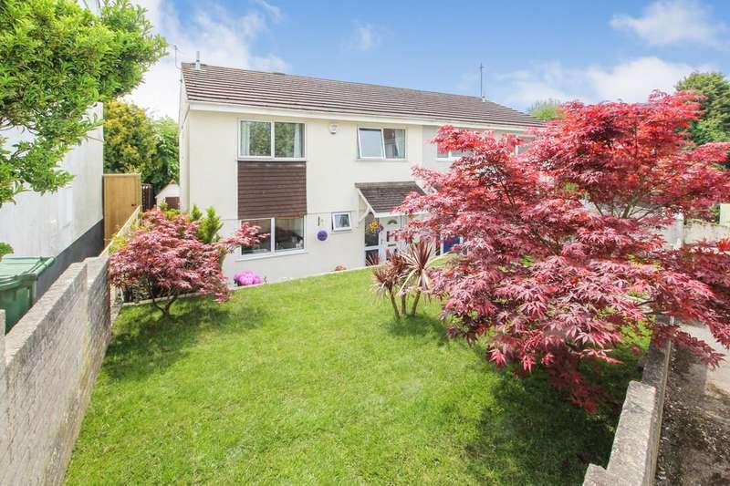 4 Bedrooms Semi Detached House for sale in Bainbridge Court, Plympton