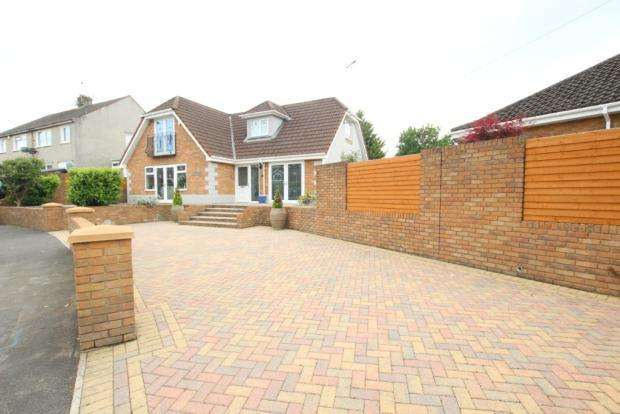 4 Bedrooms Detached House for sale in St Deniols Close, Pengam, Blackwood NP12
