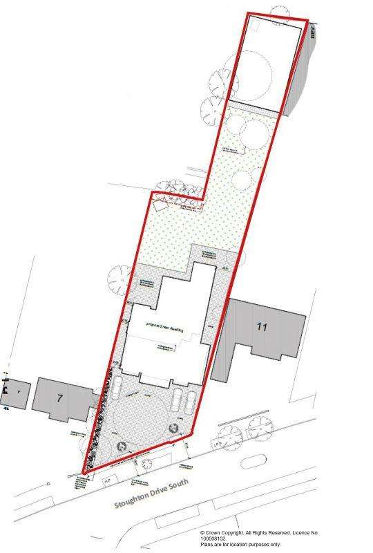 10 Bedrooms Land Commercial for sale in Stoughton Drive South, Oadby, Leicester, LE2 2RJ