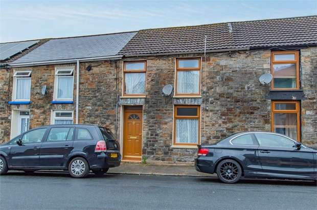 3 Bedrooms Terraced House for sale in Cemetery Road, Treorchy, Mid Glamorgan