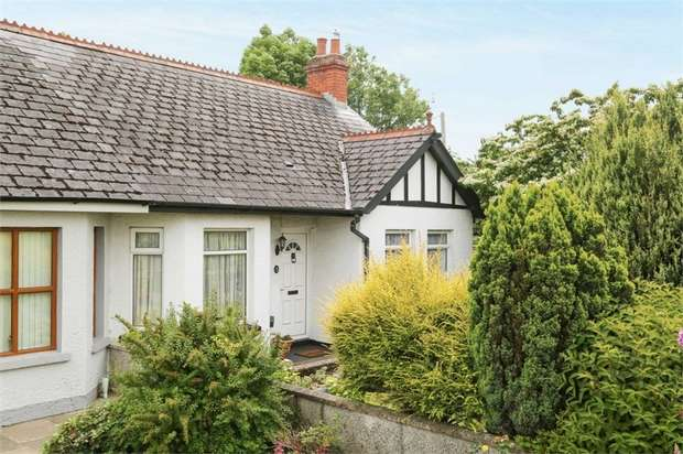3 Bedrooms Semi Detached Bungalow for sale in Lisburn Road, Moira, Craigavon, County Armagh
