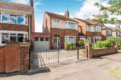 3 Bedrooms Detached House for sale in Sallows Road, Dogsthorpe, Peterborough, Cambridgeshire