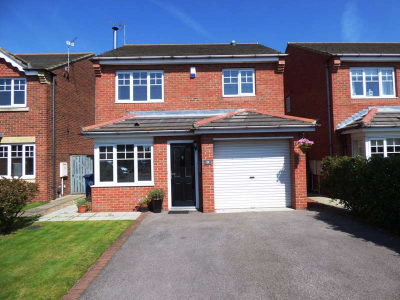 3 Bedrooms Detached House for sale in Hambleton Avenue, Redcar
