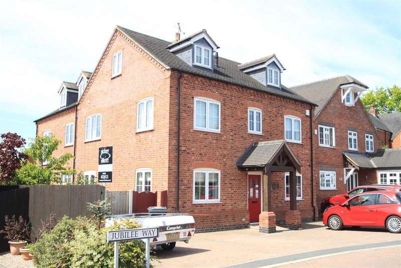 6 Bedrooms Detached House for sale in Britannia Road, Burbage