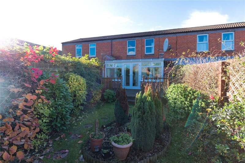 2 Bedrooms Terraced House for sale in Clover Ground, Westbury-On-Trym, Bristol, BS9