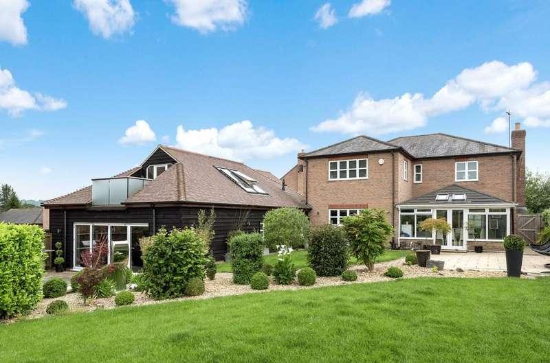 5 Bedrooms Detached House for sale in Lovett Green, Sharpenhoe, Bedfordshire, MK45