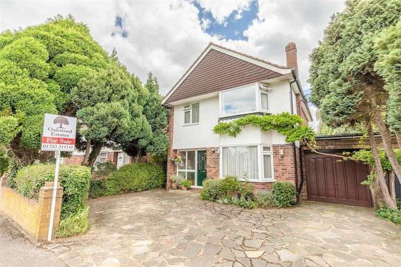 4 Bedrooms Detached House for sale in Linchfield Road, Datchet, Berkshire