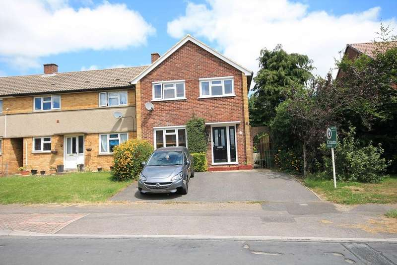 3 Bedrooms End Of Terrace House for sale in Oakley Road, Newbury, RG14