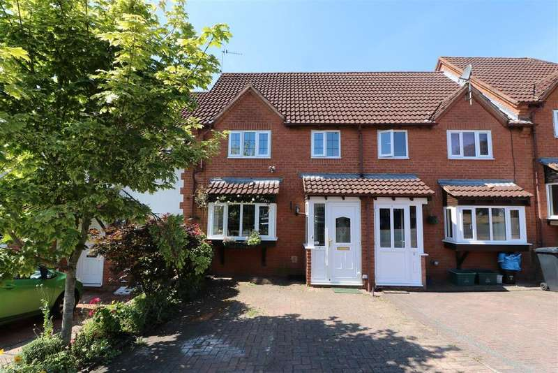 3 Bedrooms Terraced House for sale in Russett Way, Newent