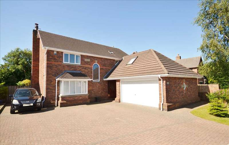 4 Bedrooms Detached House for sale in Maythorn, 14 Redhill Grove, Chorley