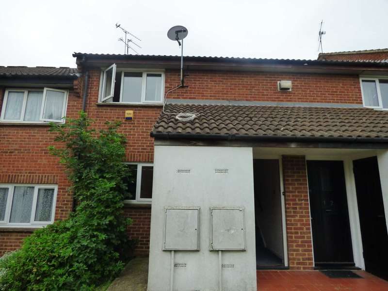 1 Bedroom Apartment Flat for rent in Leygreen Close, Luton