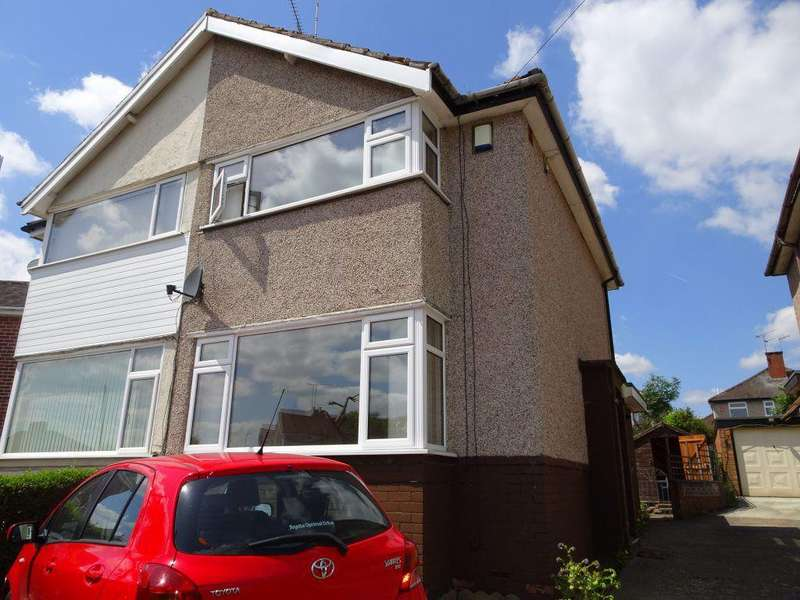 2 Bedrooms Semi Detached House for rent in 3 Newlands Grove, Sheffield, S12 2FT