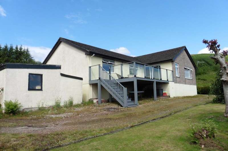 4 Bedrooms Detached Bungalow for sale in Ardtalla Upper Cluniter, Innellan, PA23 7SA