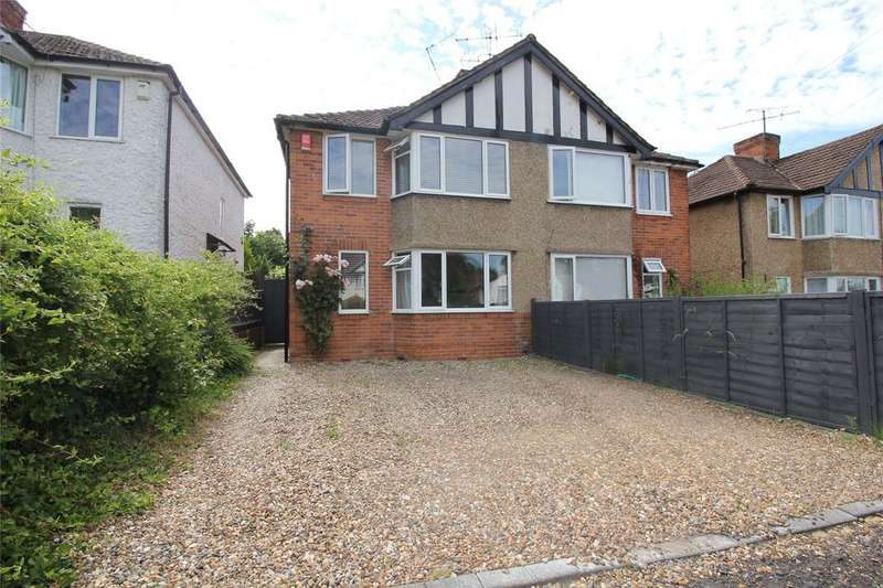 3 Bedrooms Semi Detached House for sale in Stanhope Road, Reading, Berkshire, RG2