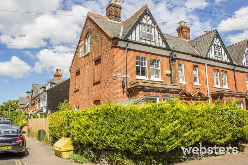 5 Bedrooms End Of Terrace House for sale in Grosvenor Road, Norwich NR2