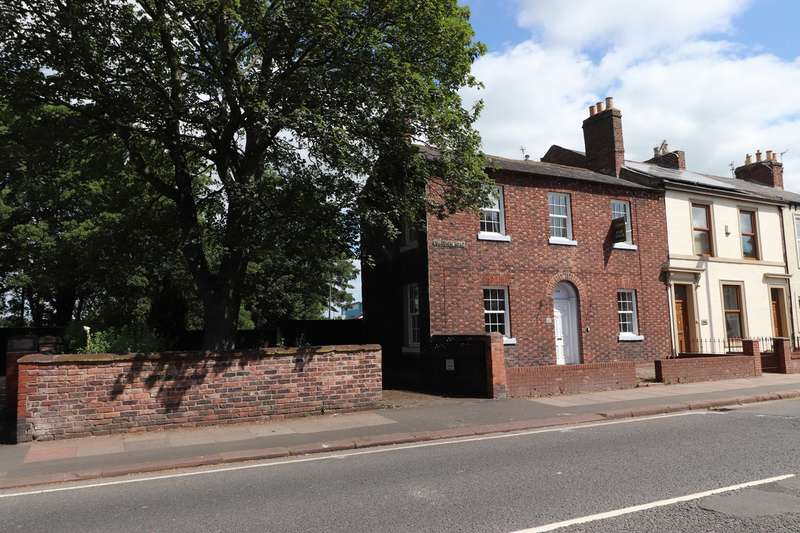 4 Bedrooms End Of Terrace House for sale in Warwick Road, Carlisle, CA1