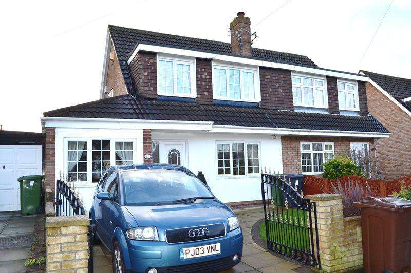 3 Bedrooms Semi Detached House for rent in Nursery Road, Liverpool