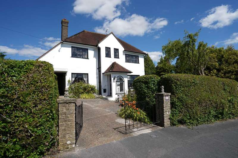 4 Bedrooms Detached House for sale in Houndean Rise, Lewes