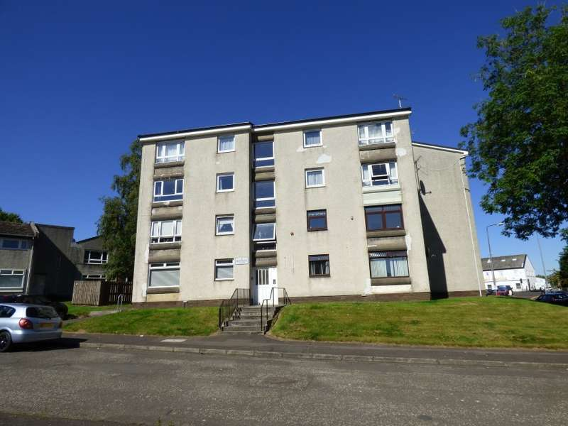 1 Bedroom Flat for sale in 4F, Shawbank Place, Kilmarnock, East Ayrshire