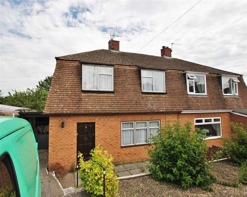 3 Bedrooms Semi Detached House for sale in Woodleigh Gardens, Whitchurch, Bristol