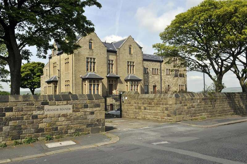 2 Bedrooms Apartment Flat for sale in 5 Grange Manor, Norland, Halifax, HX6 3SF