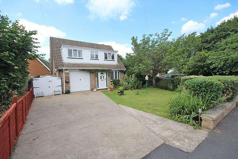 3 Bedrooms Detached House for sale in SHETLAND WAY, IMMINGHAM
