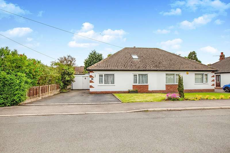 3 Bedrooms Semi Detached Bungalow for sale in Lydric Avenue, Hoghton, Preston, PR5