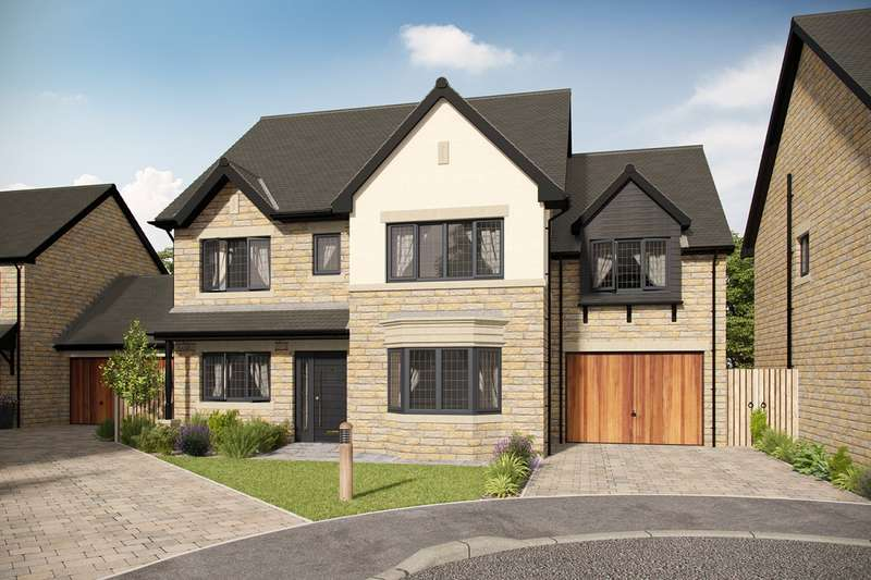 5 Bedrooms Detached House for sale in The Hardwick, Wyre Grange Lodge L, Singleton, Poulton-Le-Fylde, Lancashire, FY6