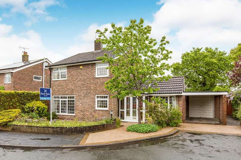 4 Bedrooms Detached House for sale in Arden Court, Congleton, Cheshire, CW12