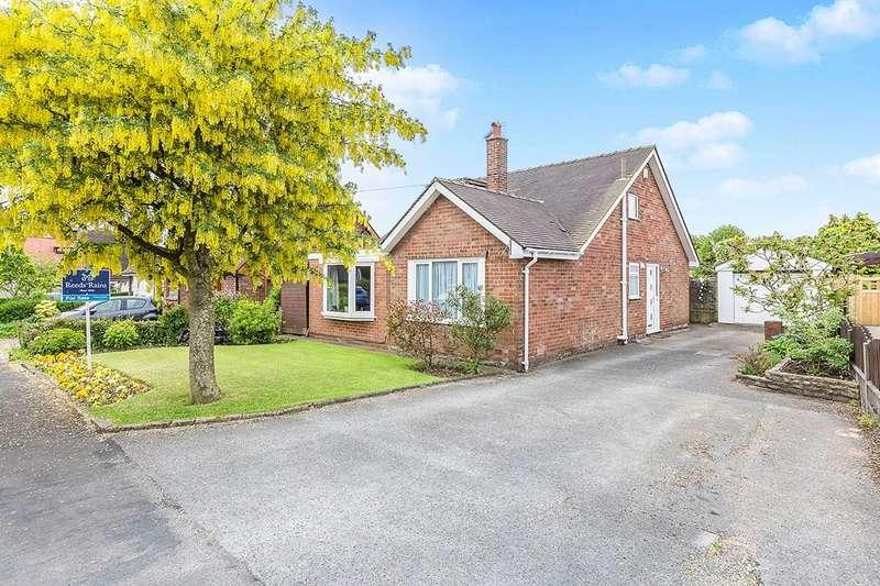 3 Bedrooms Detached Bungalow for sale in Springs Road, Longridge, Preston, Lancashire, PR3