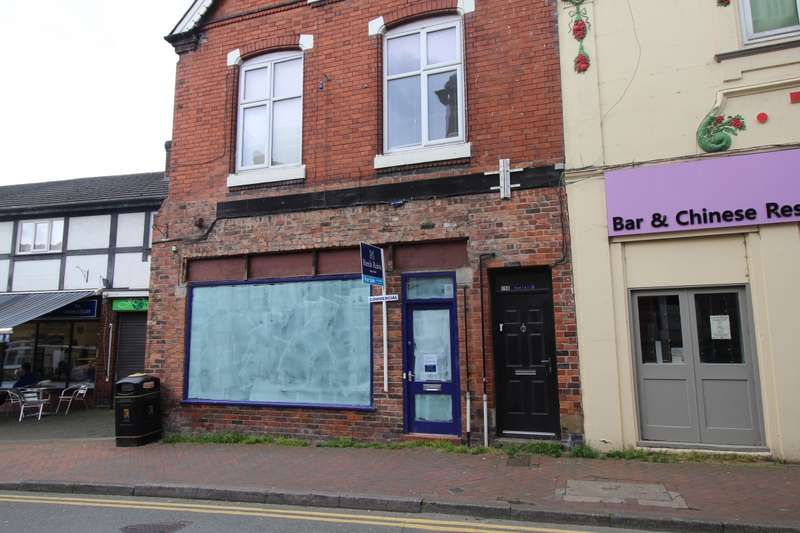 3 Bedrooms House for sale in Wheelock Street, Middlewich, Cheshire, CW10