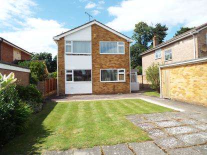 3 Bedrooms Detached House for sale in Sundale Drive, Crewe, Cheshire