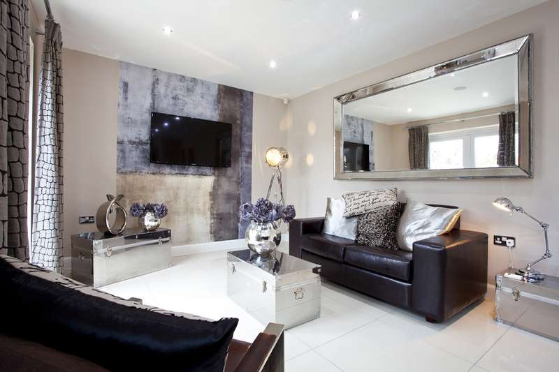 5 Bedrooms Detached House for sale in The Bramhall Crown Lane, Horwich, Bolton, BL6