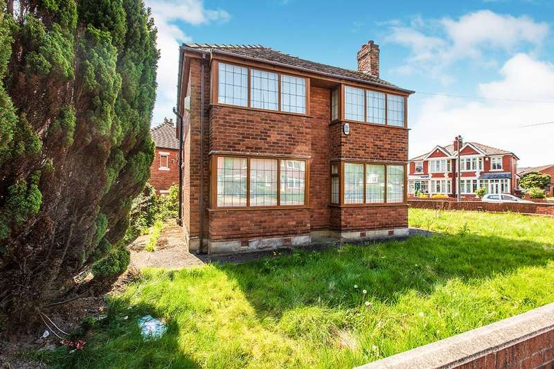 4 Bedrooms Detached House for sale in Glenluce Drive, Preston, PR1