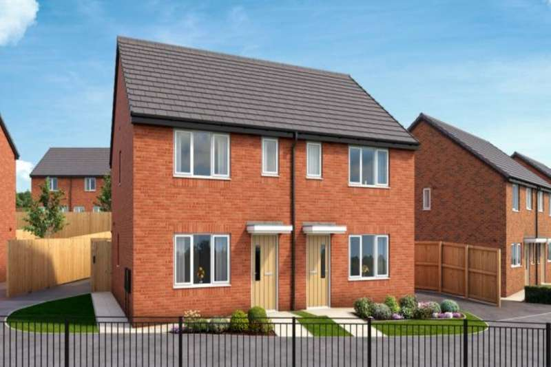 3 Bedrooms Semi Detached House for sale in Knott Mill Way, Castlefields, Runcorn, Cheshire, WA7