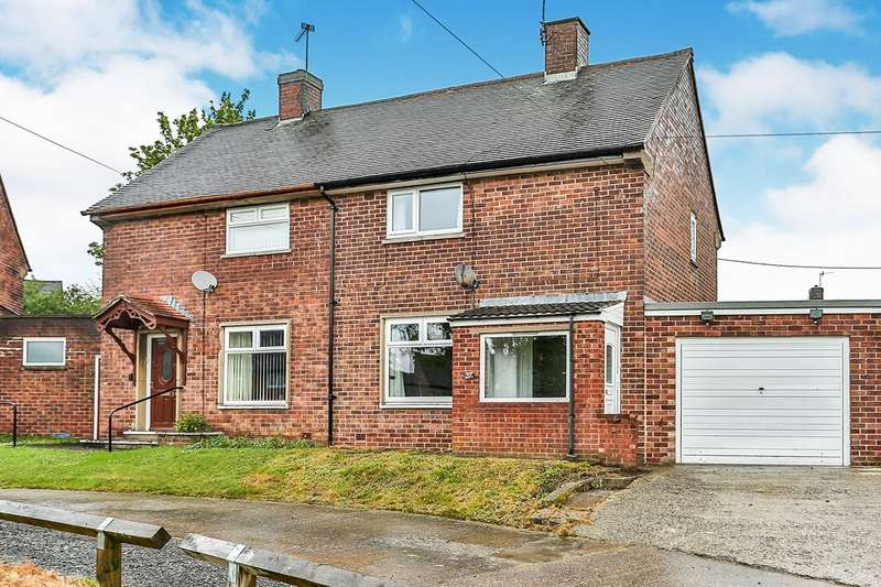 2 Bedrooms Semi Detached House for sale in Toppham Drive, Sheffield, S8