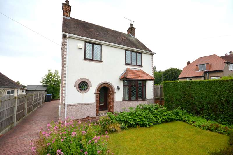 3 Bedrooms Detached House for sale in Walton Road, Walton, Chesterfield, S40 3BY