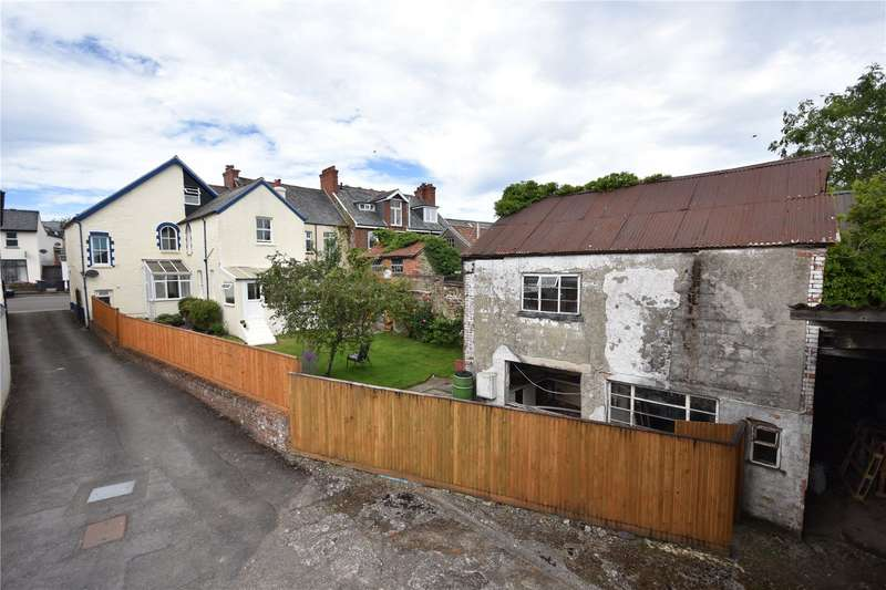 5 Bedrooms End Of Terrace House for sale in East Street, South Molton, Devon, EX36
