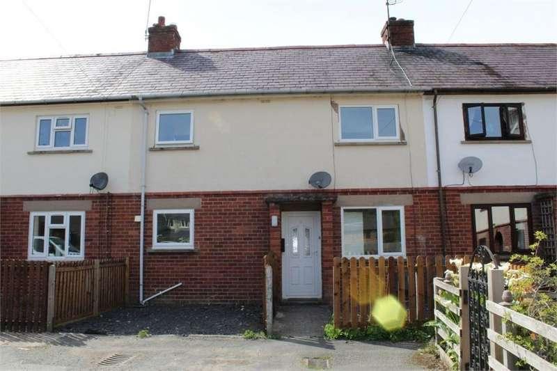 2 Bedrooms Terraced House for rent in Rhos Llan, Llandrillo, Corwen
