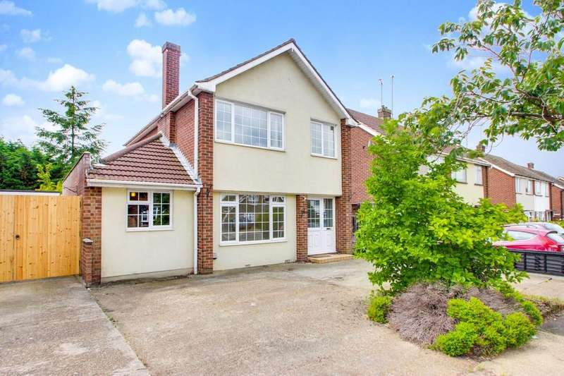 3 Bedrooms Detached House for sale in Benfleet, SS7