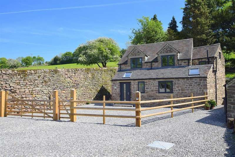 3 Bedrooms Detached House for sale in Cornerstone, Dalley Lane, Belper, Derbyshire