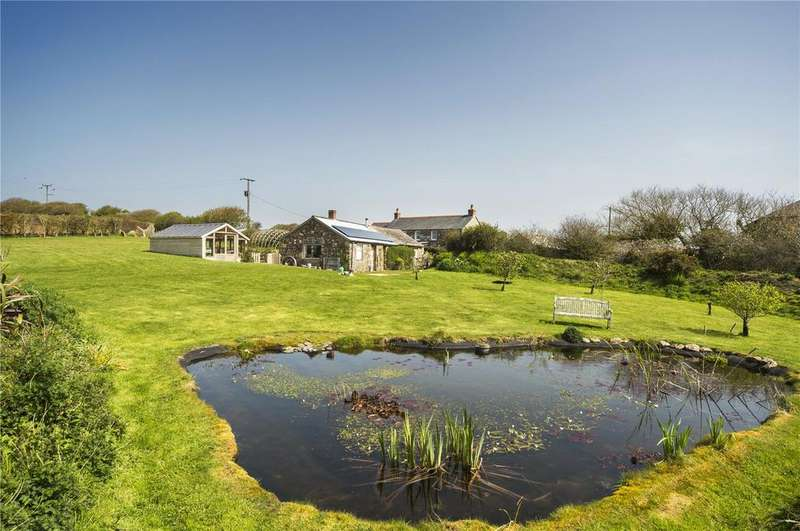 4 Bedrooms Unique Property for sale in St. Buryan, Penzance, West Cornwall, TR19
