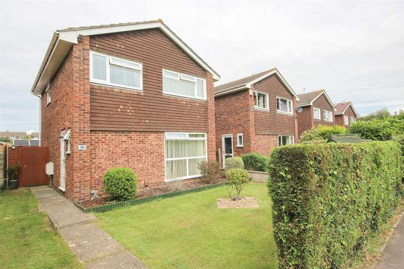 3 Bedrooms Detached House for sale in Swallow Drive, Patchway, Bristol, BS34