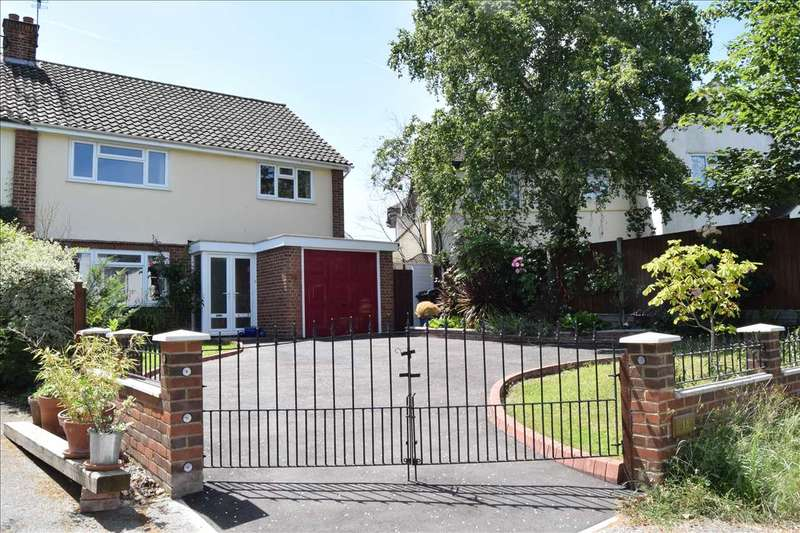 4 Bedrooms Semi Detached House for sale in Elm Road, Old Moulsham, Chelmsford