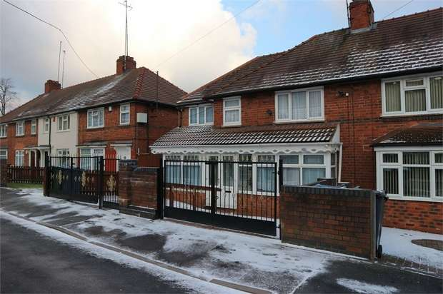 5 Bedrooms End Of Terrace House for sale in St Stephens Road, West Bromwich, West Midlands