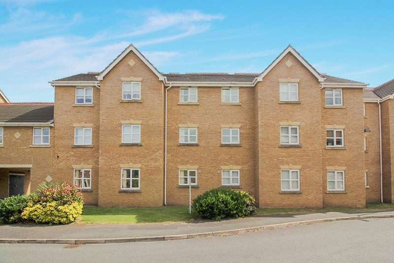 2 Bedrooms Flat for rent in Brigadier Drive, Liverpool, L12