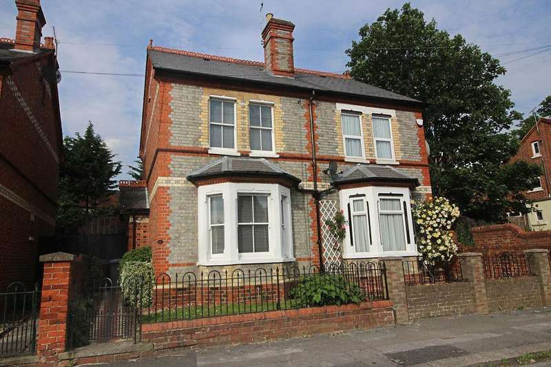 3 Bedrooms Semi Detached House for sale in Shenstone Road, Reading