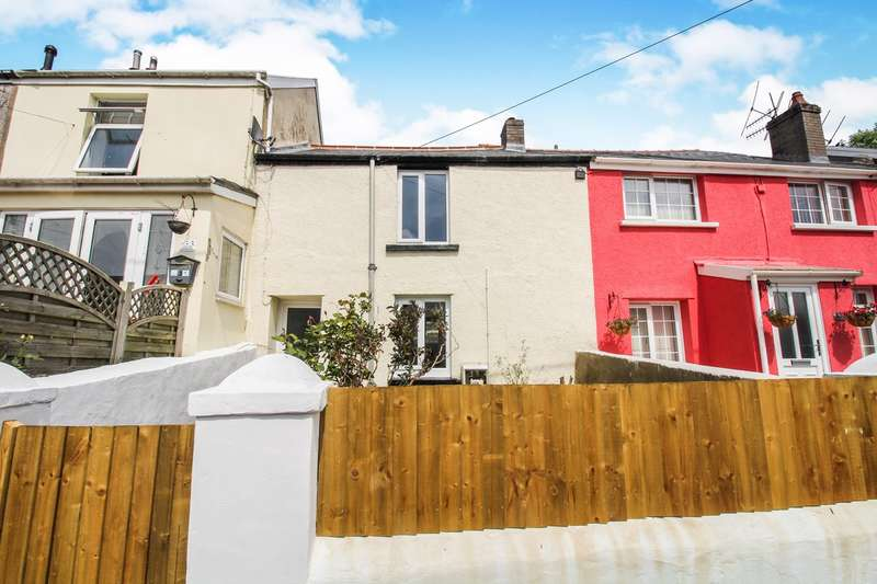2 Bedrooms Terraced House for sale in King Street, Nantyglo, Ebbw Vale, NP23