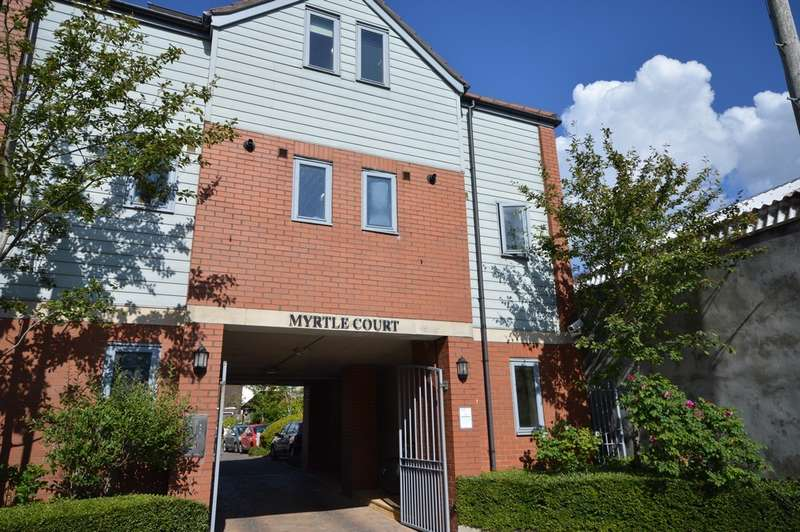 2 Bedrooms Maisonette Flat for sale in Myrtle Court Myrtle Street, Southville, BS3