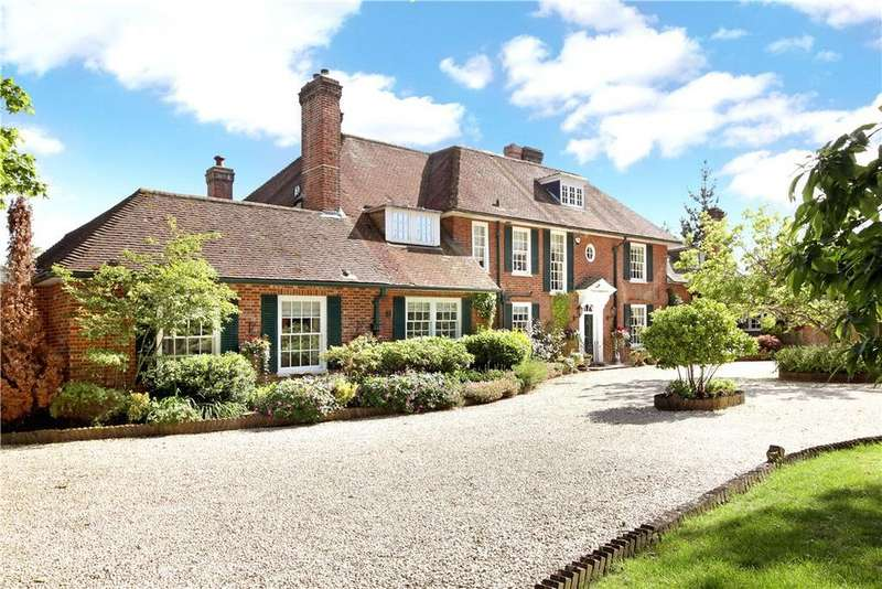 7 Bedrooms Detached House for sale in Tydehams, Newbury, Berkshire, RG14